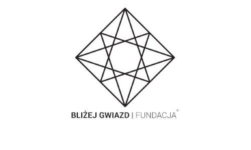Logo Fundacji Bliżej Gwiazd