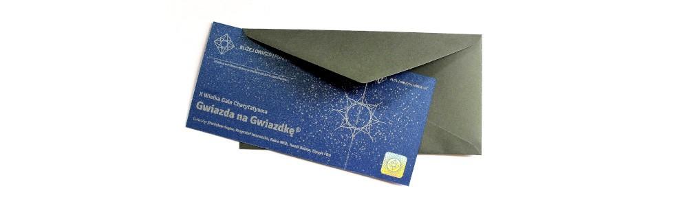 Bilety Gwiazda na Gwiazdkę